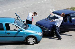 Փաստ. Վթարից հետո պետք է ազատել ճանապարհի երթևեկելի մասը, հակառակ դեպքում վարորդը կտուգանվի