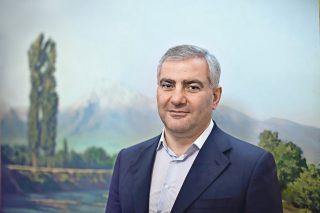 Սամվել Կարապետյանը ձեռք է բերում Սևան-Հրազդան Կասկադը