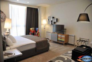 Հյուրանոցային տնտեսության օբյեկտների թիվը վերջին հինգ տարում զգալիորեն աճել է