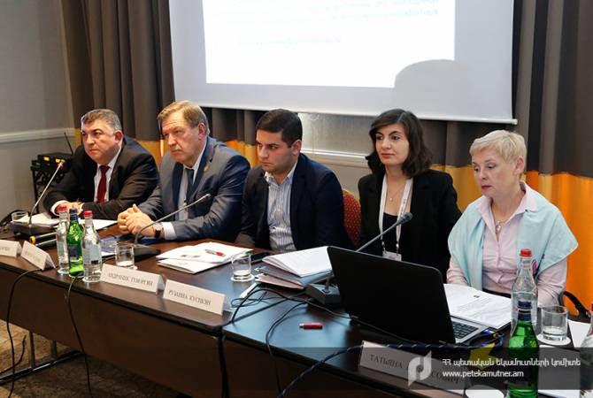 ՊԵԿ ներկայացուցիչները մասնակցել են «Антиконтрафакт–2019» 7-րդ միջազգային համաժողովին