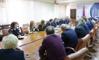 ՌԴ Տուլայի մարզը հետաքրքրված է ակտիվացնելու Հայաստանում բազմակողմանի գործակցությունը