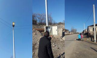ՎիվաՍել-ՄՏՍ. Սահմանապահ Ներքին Կարմիրաղբյուրում ամանորը կդիմավորեն լուսավորված փողոցներով