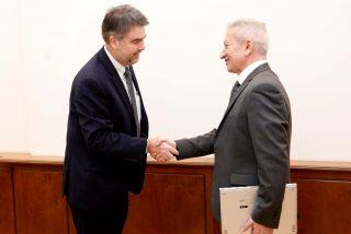 Ֆինանսների նախարարություն. Ատոմ Ջանջուղազյանն ընդունել է ԱՄՀ հայաստանյան առաքելության ղեկավարին