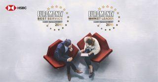HSBC Հայաստանը` «Դրամական միջոցների կառավարման լավագույն բանկ» ըստ «Euromoney» ամսագրի