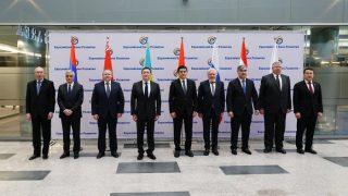 Փոխվարչապետ Մհեր Գրիգորյանը Նուր-Սուլթանում մասնակցել է Եվրասիական զարգացման բանկի խորհրդի նիստին