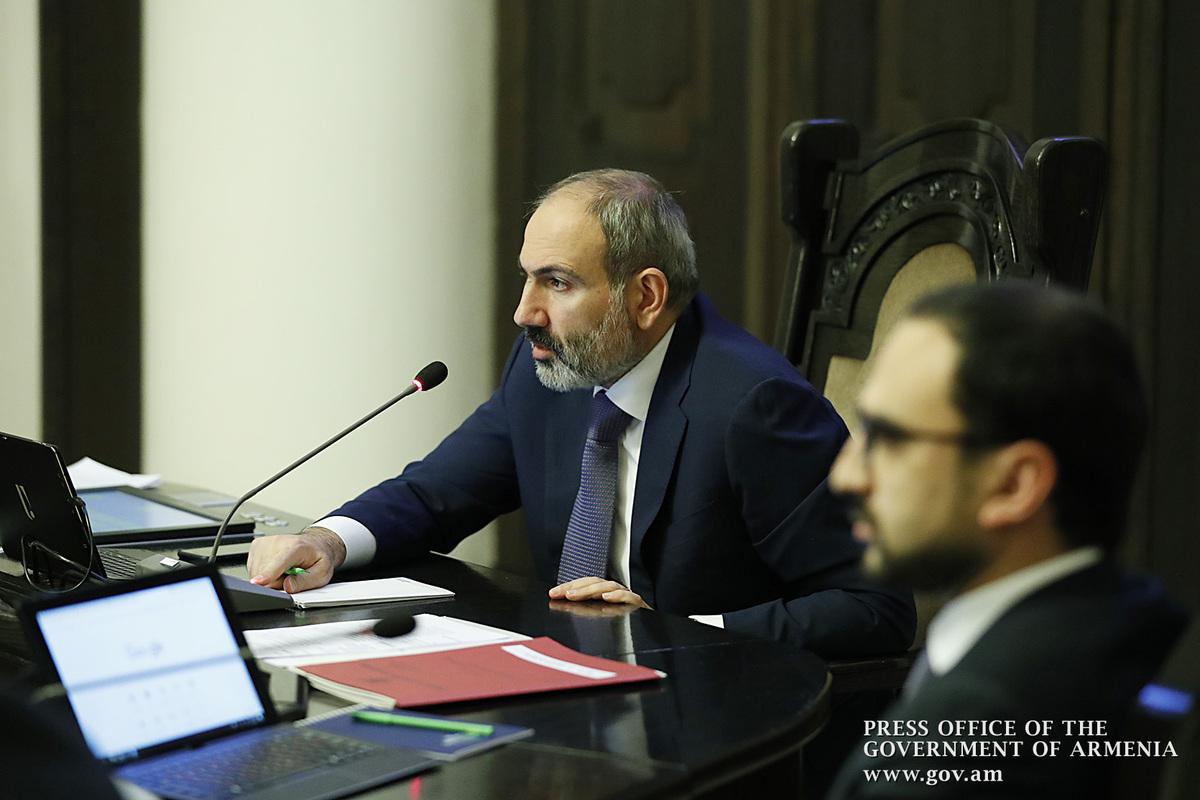 Կառավարությունը հաստատել է ՀՀ պետական եկամուտների կոմիտեի 2020-2024 թվականների զարգացման և վարչարարության բարելավման ռազմավարական ծրագիրը
