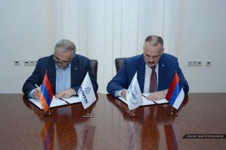 ՀԿԵ և «Ապավեն» ընկերությունները ստորագրեցին համագործակցության մասին համաձայնագիրը
