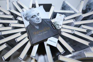 Ամունդի-ԱԿԲԱ Ասեթ Մենեջմենթ. Հայ ընթերցողին է ներկայացվել Շառլ Ազնավուրի «Մեղմ շշուկով» գիրքը