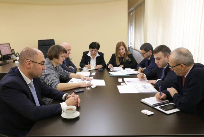 Եվրասիական զարգացման բանկի հետ համագործակցությունը նոր թափ կստանա