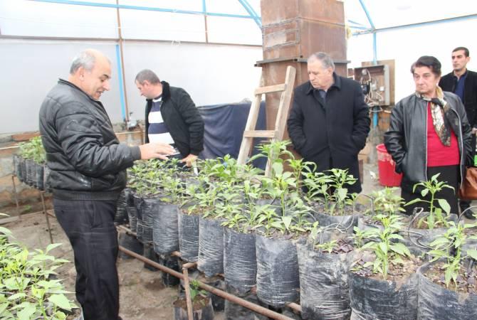 Էկոնոմիկայի նախարարությունը մարզերում կազմակերպում է գյուղոլորտին վերաբերող խմբային դասընթացներ