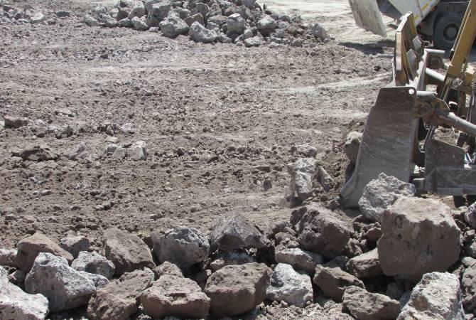 Հյուսիս – հարավի Քաջարան-Ագարակ հատվածում հնարավոր կլինի վարել 100 կմ/ժամ արագությամբ