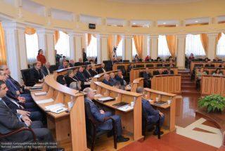 Արցախի Ազգային ժողովն ընդունել է 2020թ-ի պետական բյուջեն