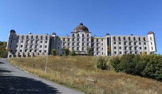 Ծաղկաձորի «Գոլդեն Փելիս» հյուրանոցը կրկին դրվելու է աճուրդի