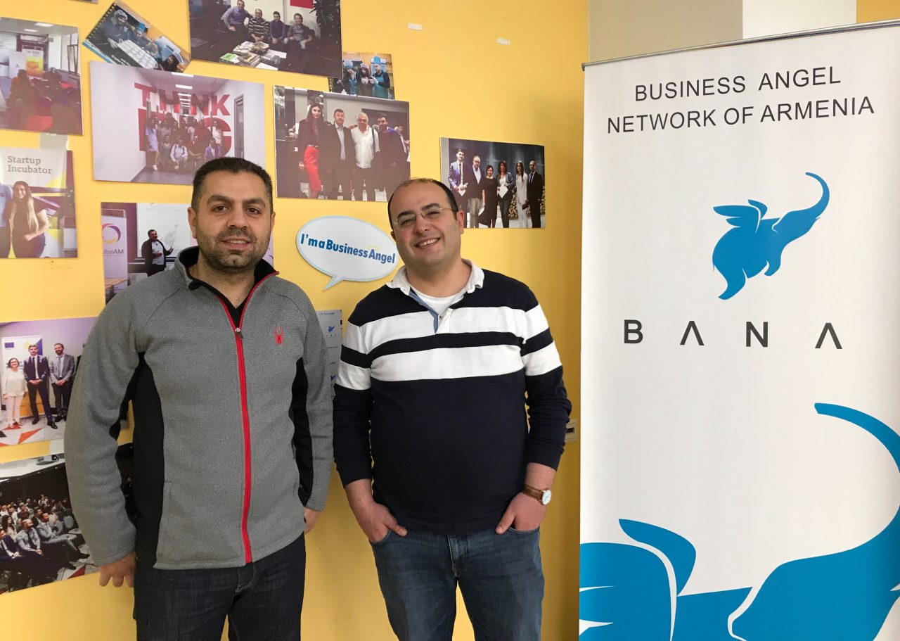 BANA-ի ներդրողները «Հիմնարկ» թիմում երկրորդ փուլով ներդրում են կատարել
