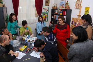 Ռոստելեկոմի աշխատակիցները ներկա գտնվեցին հաշմանդամ երեխաների մասնակցությամբ ներկայացմանը հատուկ խնամքի կենտրոնում
