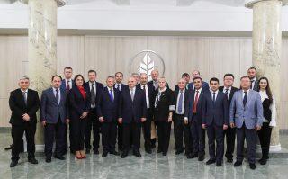 Արտակ Քամալյանը Մոսկվայում մասնակցել է ԱՊՀ ագրոարդյունաբերական համալիրի հարցերով միջկառավարական խորհրդի նիստին