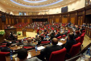 Ազգային ժողովը վավերացրեց շուրջ 131.5 մլն եվրո վարկ վերցնելու համաձայնագրերը