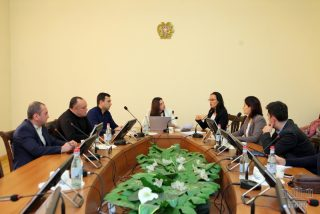 Քննարկվել է «Հայաստանի զբոսաշրջության զարգացման 2020-2030 թվականների ռազմավարության» նախագիծը
