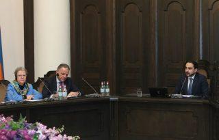 Տեղի է ունեցել Հայաստան-Եվրամիություն ներդրումային համաժողովի կազմակերպման միջգերատեսչական հանձնաժողովի նիստ