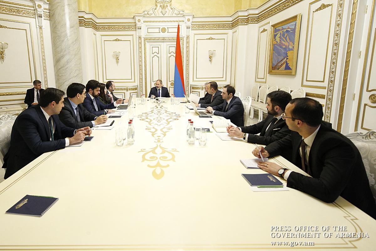 Քննարկվել են ՀՀ վարչապետի աշխատակազմի կողմից 2020 թ. իրականացվելիք ծրագրերն ու միջոցառումները