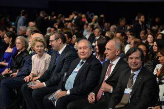 Նախագահ Արմեն Սարգսյանը մասնակցել է Դավոսի Համաշխարհային տնտեսական համաժողովի բացմանը