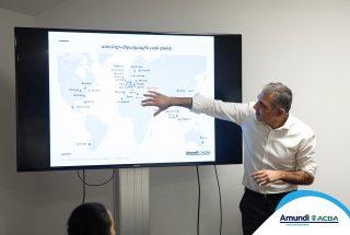 Ամունդի-ԱԿԲԱ Ասեթ Մենեջմենթ. շարունակվում են կրթական֊տեղեկատվական դասընթացները