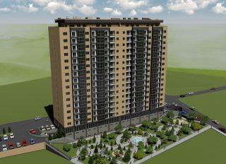 GH Realty. Շահավետ առաջարկ՝ Դավթաշենում կառուցվող 17-հարկանի բնակելի շենքում բնակարան ձեռք բերելու համար