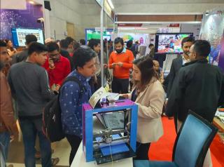 «Արմաթը»՝ Հարավային Ասիայի խոշորագույն տեխնոլոգիական ցուցահանդեսում