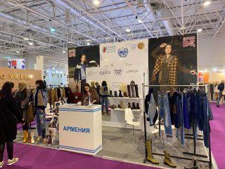 Տեքստիլի արտադրության հայկական առաջատարները մասնակցում են «CPM 2020 – Collection Premiere Moscow» ցուցահանդեսին