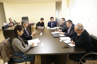 Քննարկվել են հայ-ճապոնական տնտեսական փոխգործակցության զարգացման հնարավորությունները
