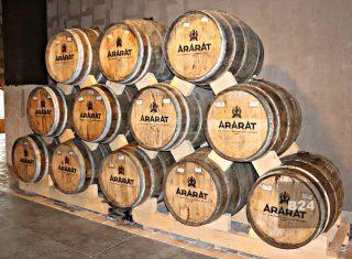 2019թ.-ին Հայաստանում կոնյակի արտադրությունն աճել է 41.5%-ով