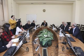 Քննարկվել են հայ-թուրքական սահմանի երկայնքով տեղակայված գյուղատնտեսական նշանակության հողերի օգտագործման կարգը