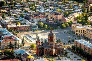 Forbes-ը Գյումրին ընդգրկել է գարնանն այցելելու համար ամենագեղեցիկ վայրերի ցանկում
