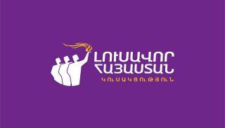 «Լուսավոր Հայաստան» կուսակցության 2019 թ. տարեկան ֆինանսական հաշվետվությունը