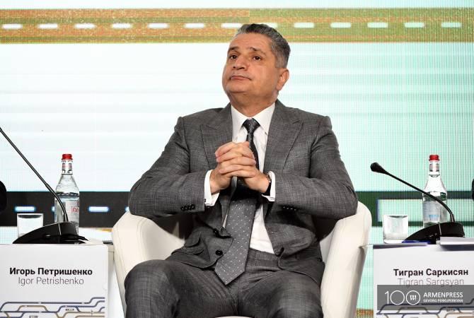 Տիգրան Սարգսյանը նոր պաշտոն ունի