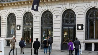 Apple կորպորացիան տուգանվել Է 1.1 մլրդ եվրոյով