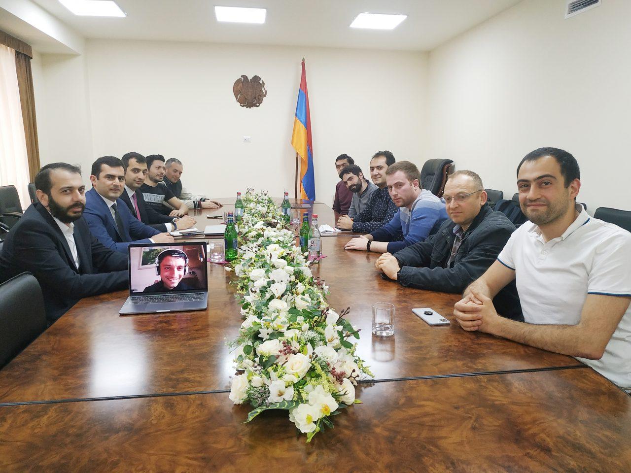 ՏՏ հայ մասնագետների խումբը կմոդելավորի կորոնավիրուսի հնարավոր տարածումը Հայաստանում