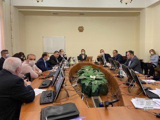 ԱԺ ֆինանսավարկային եւ բյուջետային հարցերի մշտական հանձնաժողովի նիստ – 17/03/2020