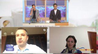 Անդրեյ Պյատախինը խոսել է հեռավար կրթության կազմակերպման մասին