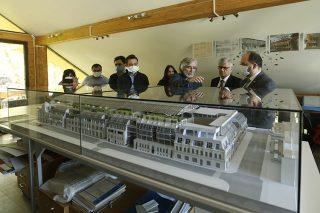 Քաղաքապետի և ԿԳՄՍ նախարարի մասնակցությամբ քննարկվել է «Հին Երևան» ծրագրի ամբողջական փաթեթի հաստատման հարցը