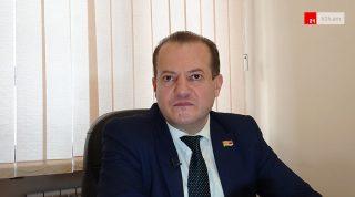 ԱԺ ֆինանսավարկային և բյուջետային հարցերի հանձնաժողովի նախագահ ընտրվեց Արկադի Խաչատրյանը