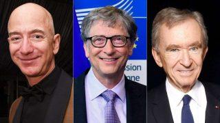Forbes. 2020թ. միլիարդատերերի ցուցակը գլխավորում է Ջեֆ Բեզոսը
