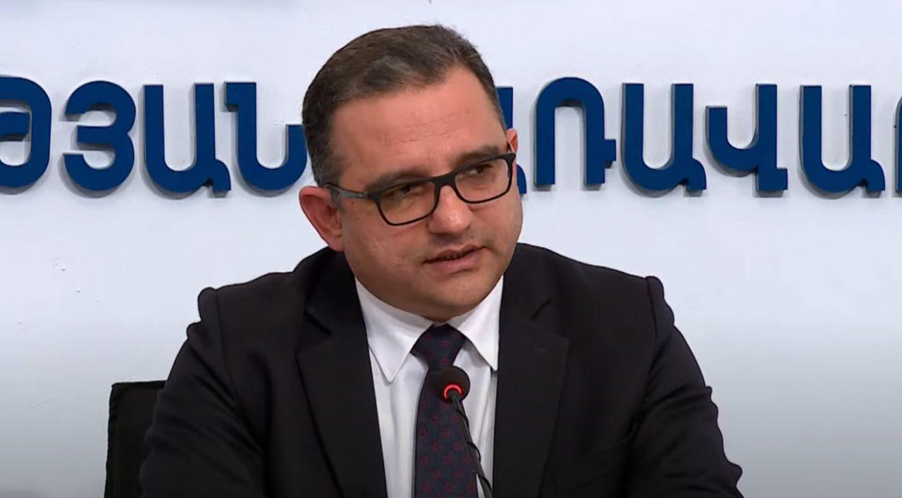 Տիգրան Խաչատրյան. Տնտեսական քաղաքականության նպատակը 2021-ին լինելու է մրցունակության և արտադրողական աճը