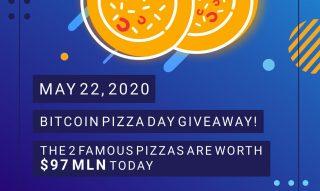 97 մլն դոլար` պիցցայի համար