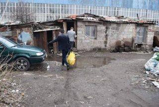 Գյումրիում հազար ընտանիք օգտվել է «Պարենային շտապ օգնություն» ծրագրից