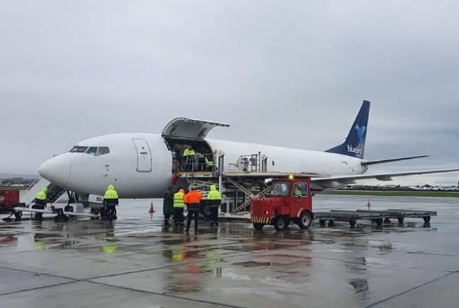 «Զվարթնոց» միջազգային օդանավակայանում շաբաթը մեկ անգամ կիրականացվեն կանոնավոր բեռնային փոխադրումներ
