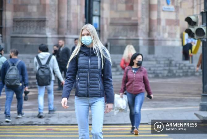 Մայիսի 25-ից պարտադիր կդառնա դիմակ կրելը նաև հանրային բաց վայրերում