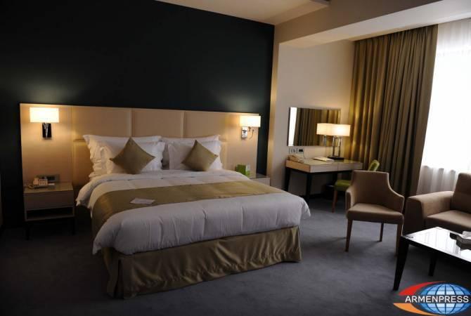 Հյուրանոցային ծառայությունները կթույլատրվեն միայն հյուրերի հաշվառման ռեգիստր վարելու նախապայմանով