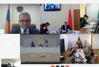 ԵԱՏՄ Ագրոարդյունաբերական քաղաքականության հարցերով խորհուրդը օնլայն ձևաչափով քննարկում է անցկացրել