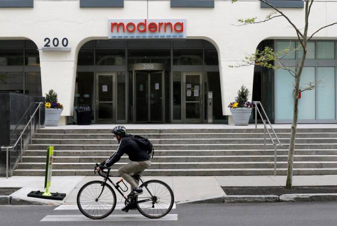 Moderna-ն նոր պայմանագրեր է կնքում իր պատվաստանյութի համար
